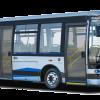 TEMSA'nın Elektrikli Otobüsü Görücüye Çıktı