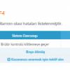 Viessmann kombi f4 arızası nasıl giderilir