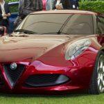Alfa Romeo nerenin arabası