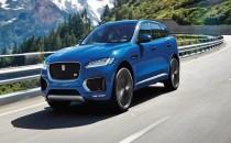 Jaguar nerenin arabası