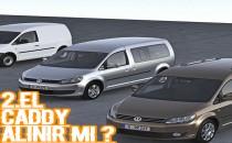 İkinci El Volkswagen Caddy Alınır mı ?