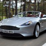 Aston Martin nerenin arabası