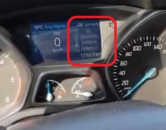 Ford Focus hız sabitleyici nasıl kullanılır
