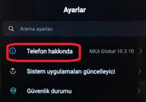 Redmi note 7 ghost screen çözümü
